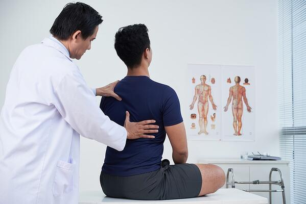 Can a chiropractor help with inflammation?
