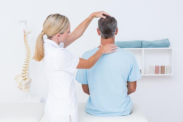 Your chiropractor can help diagnose and treat neck pain