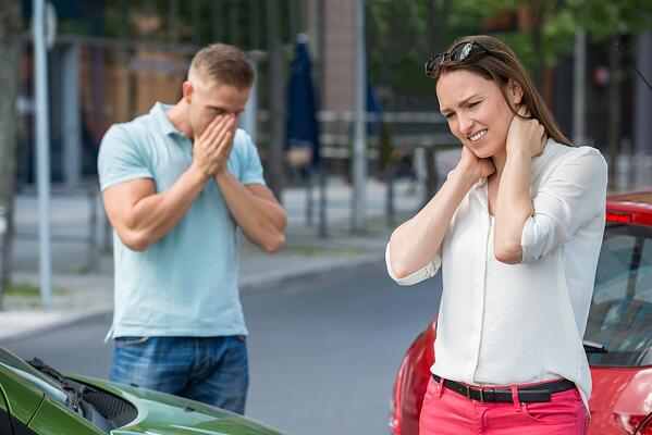 Whiplash is a very common injury that occurs during car accidents