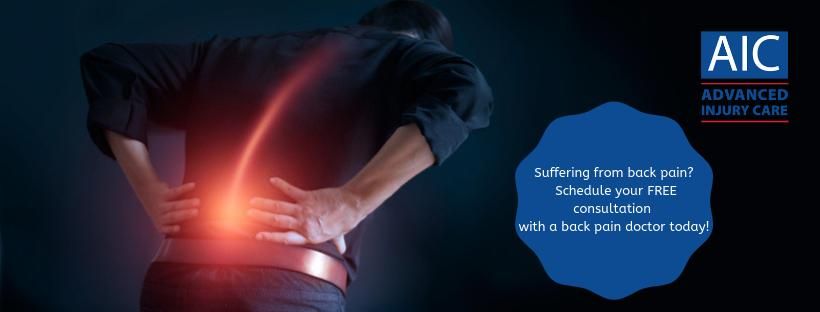 back pain chiropractic clinic in Antioch, TN