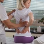 Women getting treated for back pain in Nashville