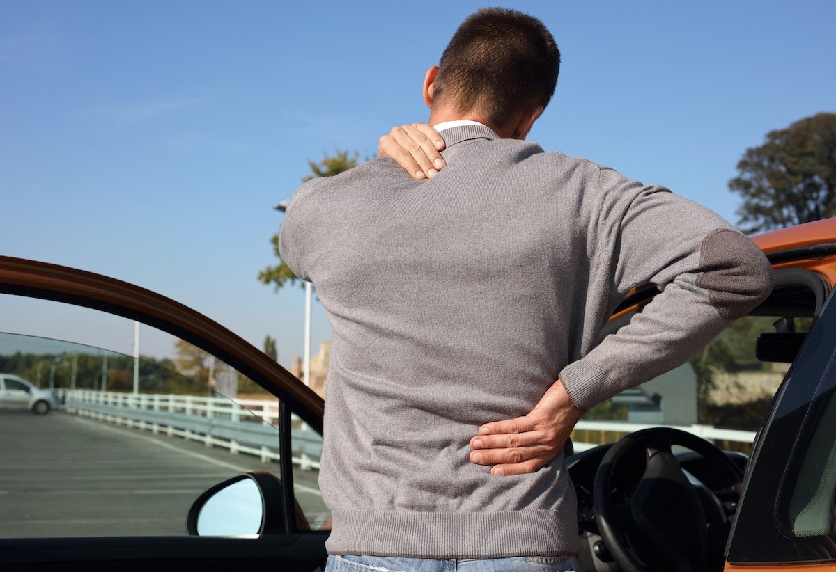 The amount of time you will be sore after an accident depends on several factors