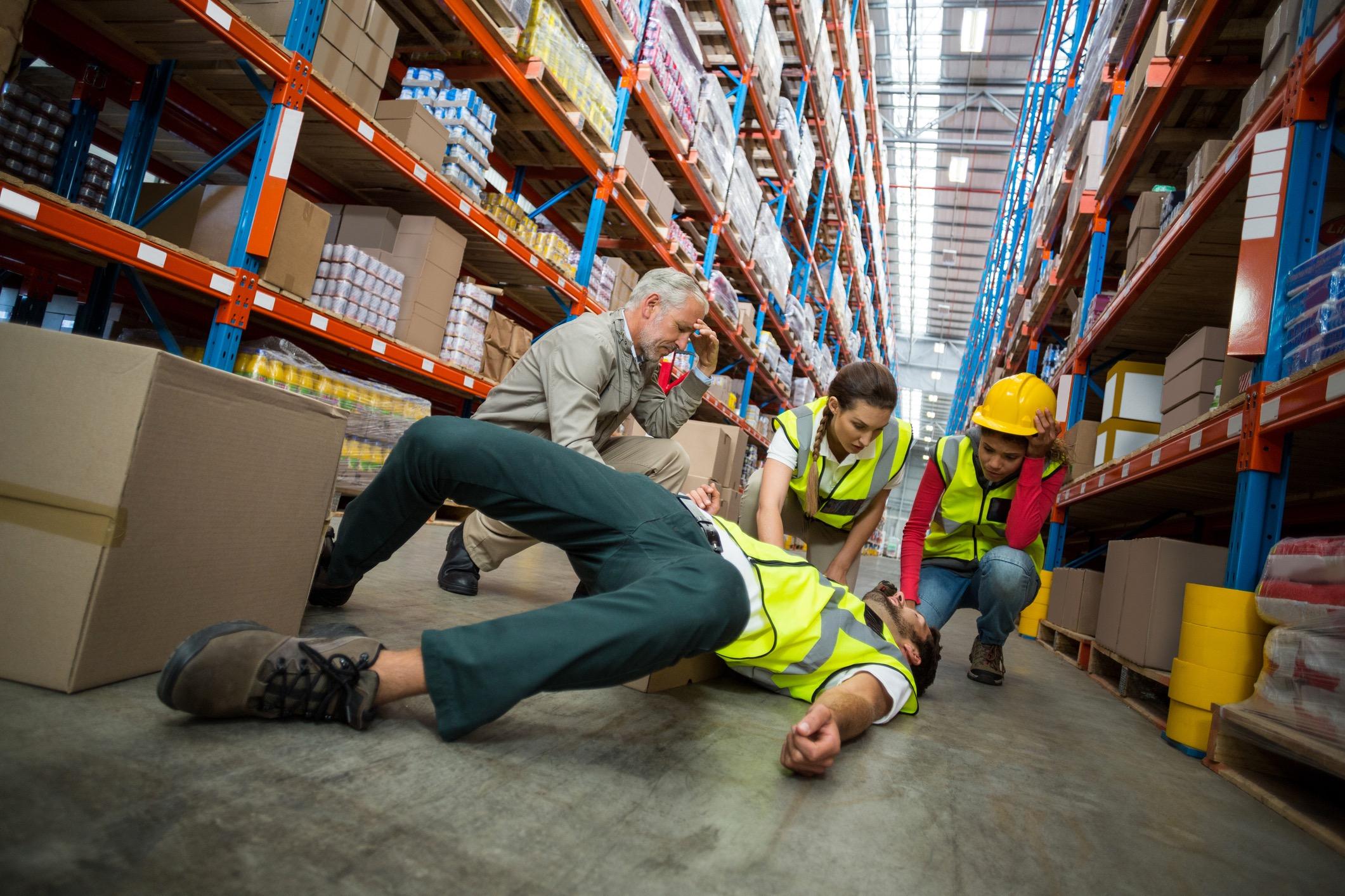 Workplace Injury Treatment
